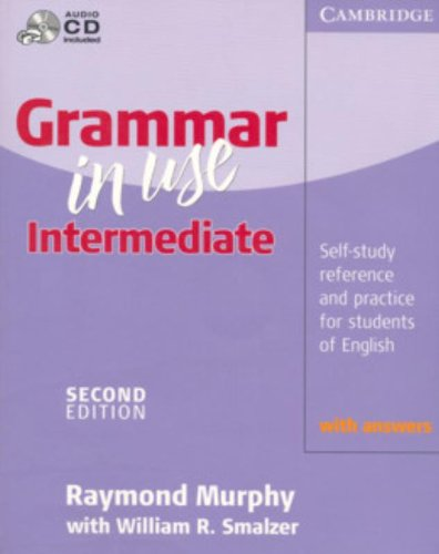 9780521625982: Grammar in Use Intermediate with Answers with Audio CD: Self-study Reference and Practice for Students of English