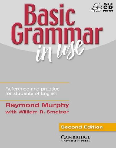 9780521625999: Basic Grammar in Use Without answers, with Audio CD: Reference and Practice for Students of English (Grammar in Use) (2nd edition)