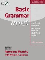 9780521626002: Basic Grammar in Use With answers and Audio CD: Self-study Reference and Practice for Students of English
