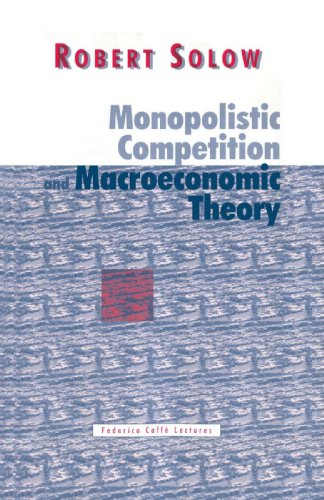 9780521626163: Monopolistic Competition and Macroeconomic Theory (Federico Caffè Lectures)