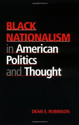 9780521626279: Black Nationalism in American Politics and Thought