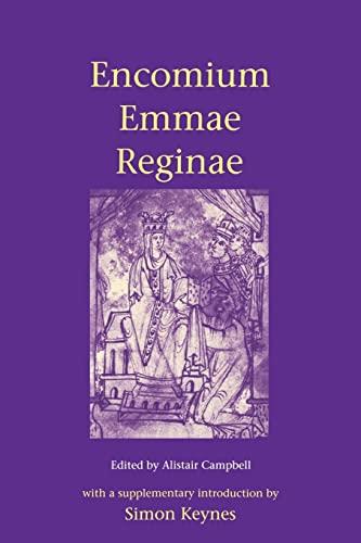 9780521626552: Encomium Emmae Reginae (Camden Classic Reprints)