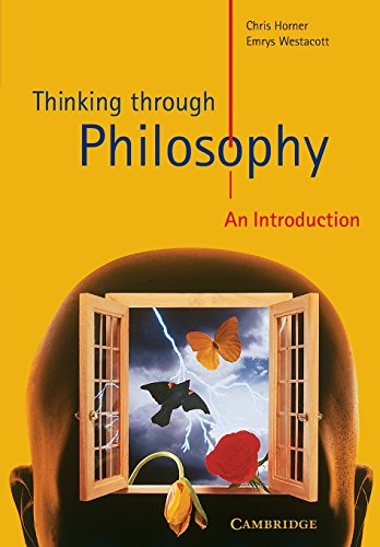 9780521626576: Thinking through Philosophy: An Introduction