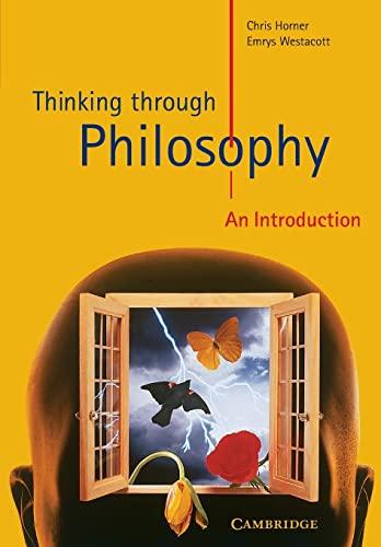 9780521626576: Thinking through Philosophy: An Introduction (Cambridge International Examinations)