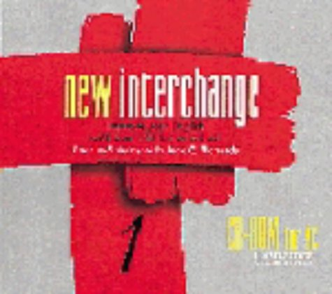 9780521626675: New Interchange 1 CD-ROM for PC: English for International Communication (New Interchange English for International Communication)