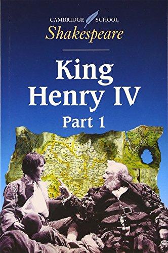 9780521626897: King Henry IV, Part 1: Pt. 1 (Cambridge School Shakespeare)