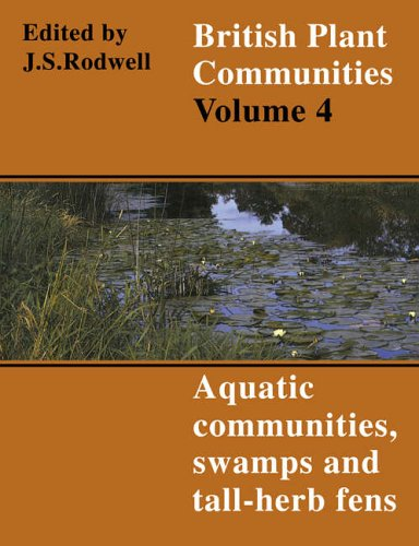 9780521627184: British Plant Communities v4