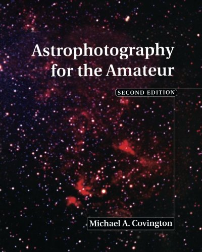 9780521627405: Astrophotography for the Amateur 2nd Edition Paperback