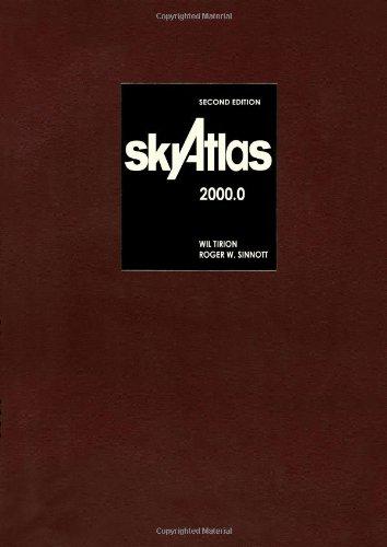 9780521627627: Sky Atlas 2000.0 2ed Deluxe Edition