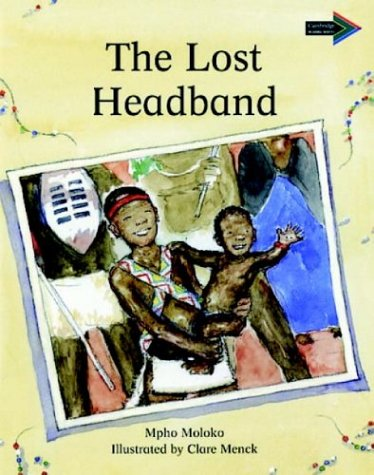 9780521627931: The Lost Headband South African edition (Cambridge Reading Routes)