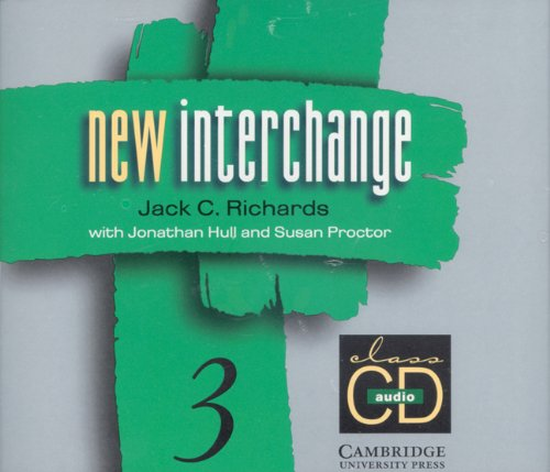 9780521628358: New Interchange Class CD 3: English for International Communication (Cambridge Esl Teaching Materials)