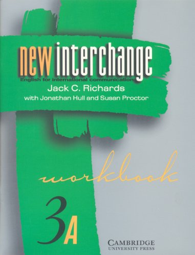 New Interchange 3: Workbook: Jack C. Richards