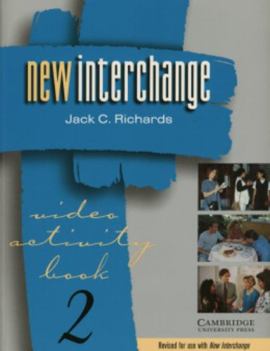 9780521628464: New Interchange Video activity book 2: English for International Communication
