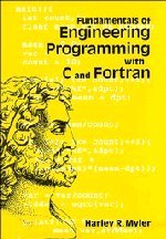 9780521629508: Fundamentals of Engineering Programming with C and Fortran