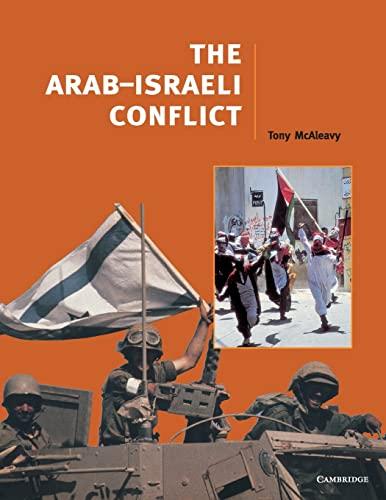 9780521629539: The Arab-Israeli Conflict (Cambridge History Programme Key Stage 4)