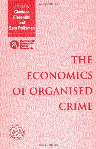 9780521629553: The Economics of Organized Crime