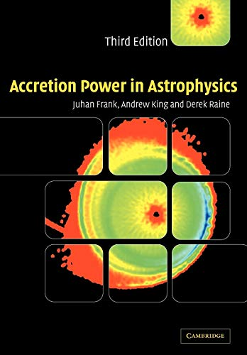 9780521629577: Accretion Power in Astrophysics 3rd Edition Paperback
