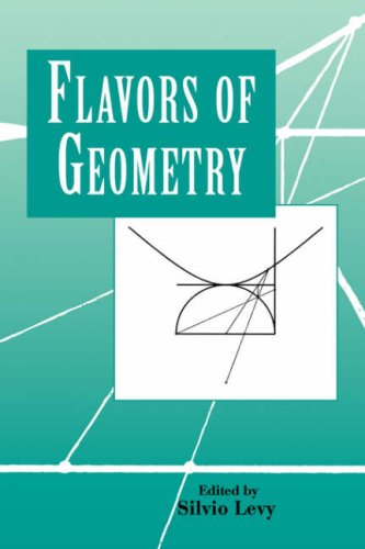 9780521629621: Flavors of Geometry (Mathematical Sciences Research Institute Publications)