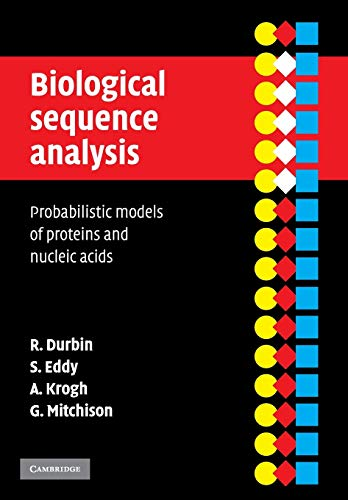 9780521629713: Biological Sequence Analysis: Probabilistic Models of Proteins and Nucleic Acids