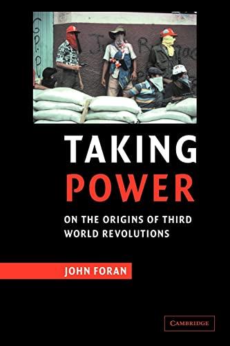 9780521629843: Taking Power: On the Origins of Third World Revolutions