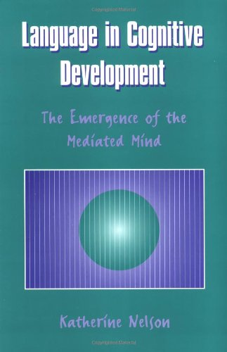 9780521629874: Language in Cognitive Development Paperback: The Emergence of the Mediated Mind