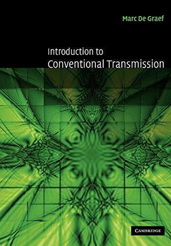 9780521629959: Introduction to Conventional Transmission Electron Microscopy (Cambridge Solid State Science Series)