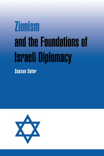 9780521630122: Zionism and the Foundations of Israeli Diplomacy