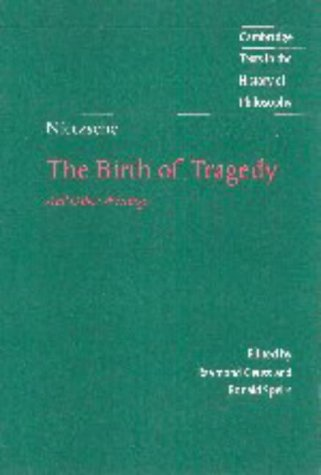 9780521630160: Nietzsche: The Birth of Tragedy and Other Writings (Cambridge Texts in the History of Philosophy)