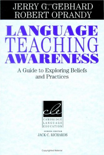 9780521630399: Language Teaching Awareness Hardback: A Guide to Exploring Beliefs and Practices (Cambridge Language Education)