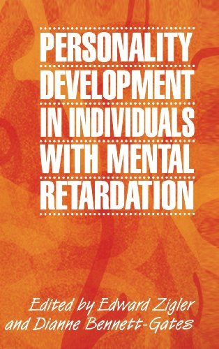 9780521630481: Personality Development in Individuals with Mental Retardation