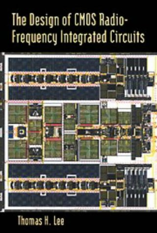 9780521630610: The Design of CMOS Radio-Frequency Integrated Circuits