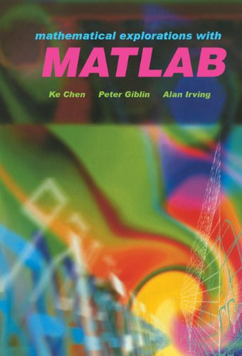 9780521630788: Mathematical Explorations with MATLAB