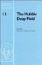 9780521630979: The Hubble Deep Field (Space Telescope Science Institute Symposium Series)