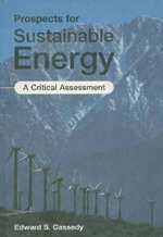 9780521631204: Prospects for Sustainable Energy: A Critical Assessment