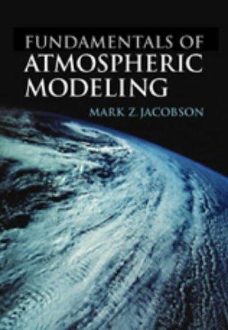 9780521631433: Fundamentals of Atmospheric Modeling