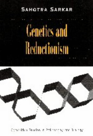 9780521631464: Genetics and Reductionism (Cambridge Studies in Philosophy and Biology)