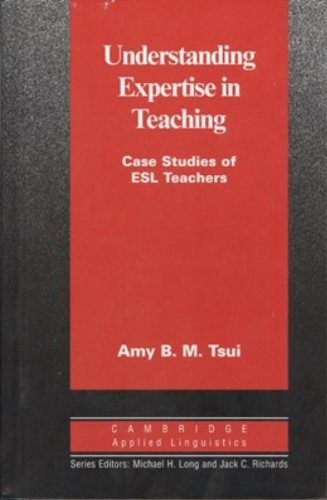 9780521632072: Understanding Expertise in Teaching: Case Studies of Second Language Teachers