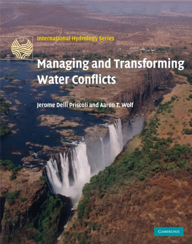 9780521632164: Managing and Transforming Water Conflicts (International Hydrology Series)