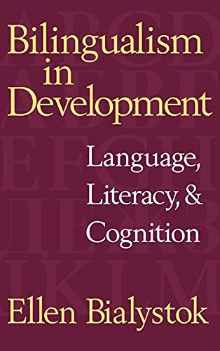 9780521632317: Bilingualism in Development: Language, Literacy, and Cognition
