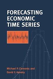 9780521632423: Forecasting Economic Time Series Hardback