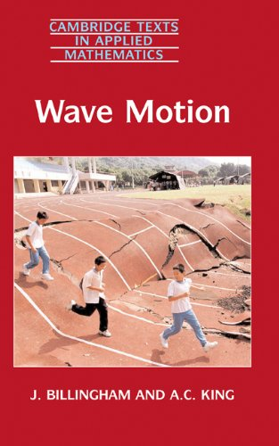 9780521632577: 24: Wave Motion (Cambridge Texts in Applied Mathematics)