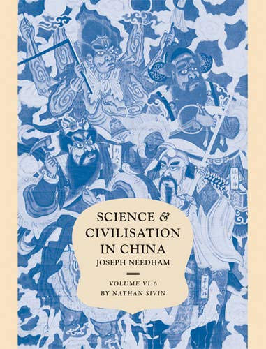 9780521632621: Science and Civilisation in China: Volume 6, Biology and Biological Technology; Part 6, Medicine
