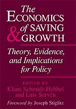 9780521632959: The Economics of Saving and Growth: Theory, Evidence, and Implications for Policy