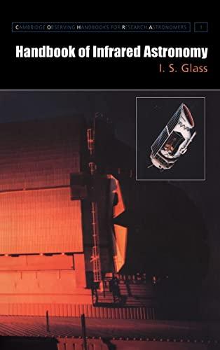 9780521633116: Handbook of Infrared Astronomy