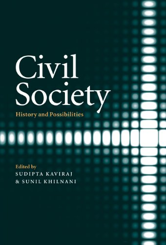 9780521633444: Civil Society: History and Possibilities