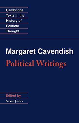 9780521633505: Margaret Cavendish: Political Writings (Cambridge Texts in the History of Political Thought)