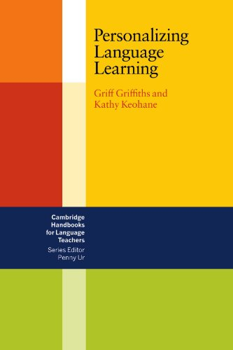 9780521633642: Personalizing Language Learning