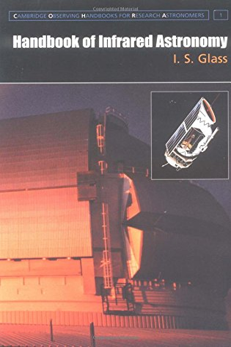 9780521633857: Handbook of Infrared Astronomy