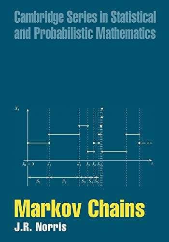 9780521633963: Markov Chains Paperback (Cambridge Series in Statistical and Probabilistic Mathematics)