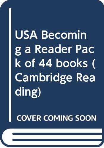 9780521634069: USA Becoming a Reader Pack of 44 books (Cambridge Reading)
